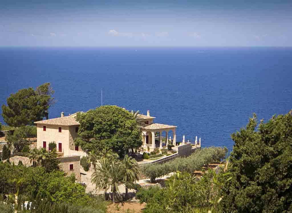 ferienhaus am Meer im Süden