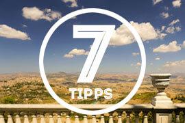 7 Tipps für Enna