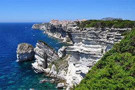 Korsika Bonifaccio