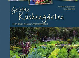 Cover Geliebte Küchengärten © Ulmer Verlag