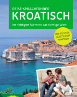 Reise-Sprachführer Kroatisch © Pons Verlag