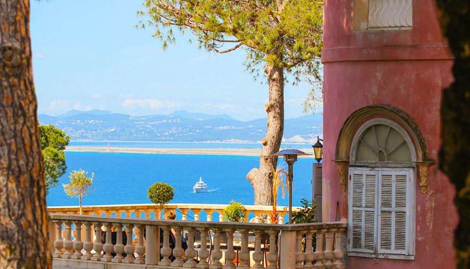 Villa am Cap de Nice © Siegbert Mattheis