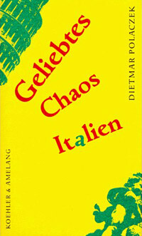 Buch Geliebtes-Chaos-in-Italien