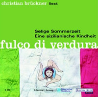 Fulco di Verdura CD Hörspiel