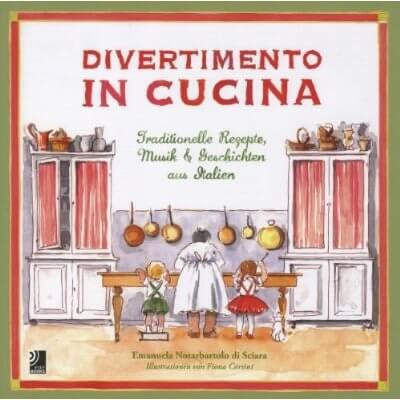 Kochbuch mit traditionellen Rezepten aus Italien