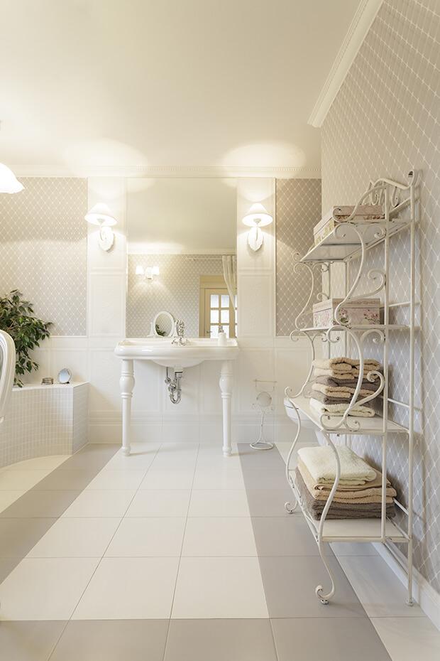 Wie richte ich ein mediterranes Badezimmer ein? Tipps, Materialien ...
