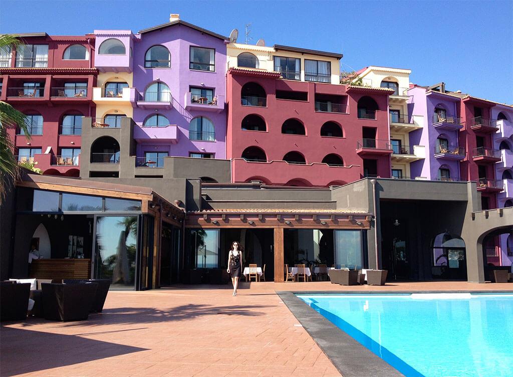 Hotel Santa Tecla Palace
