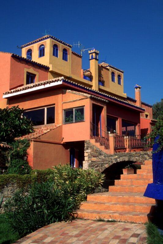 Mediterran und ökologisch bauen