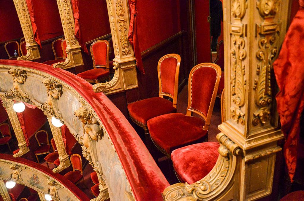 Die Oper in Nizza © Siegbert Mattheis