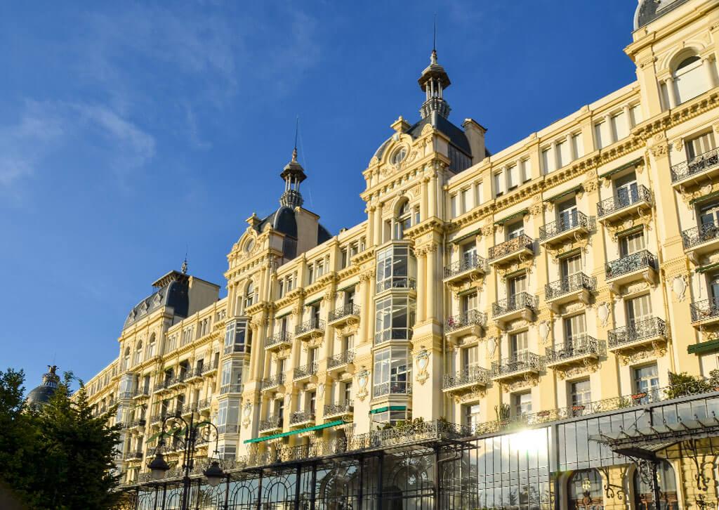 Das Palais Regina aus der Belle Epoque © Siegbert Mattheis