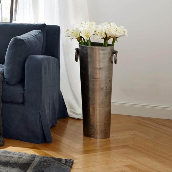 vase shanice ambiente mediterran. Black Bedroom Furniture Sets. Home Design Ideas