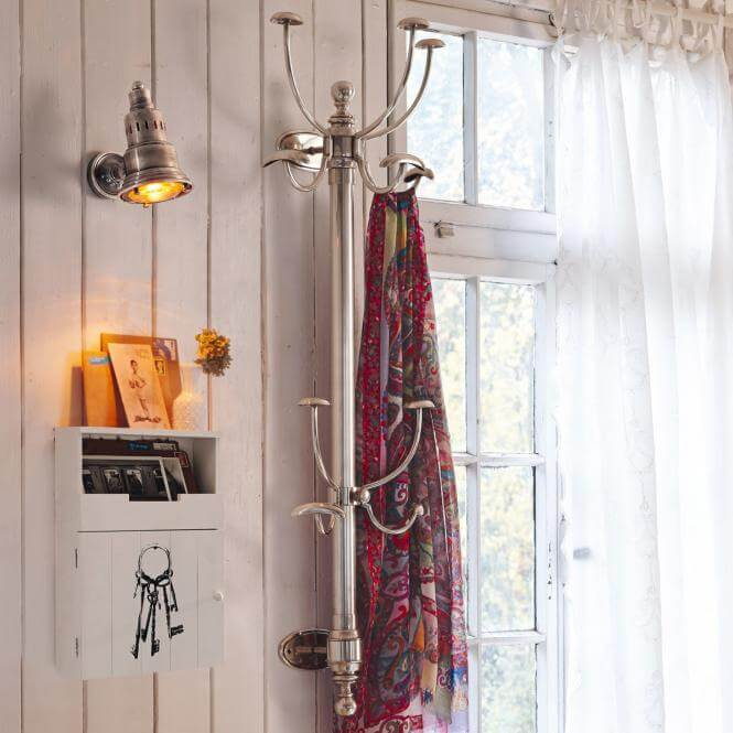 garderobe hollie ambiente mediterran. Black Bedroom Furniture Sets. Home Design Ideas