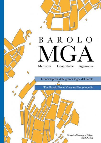 das Bild zeigt das Buchcover Barolo MGA