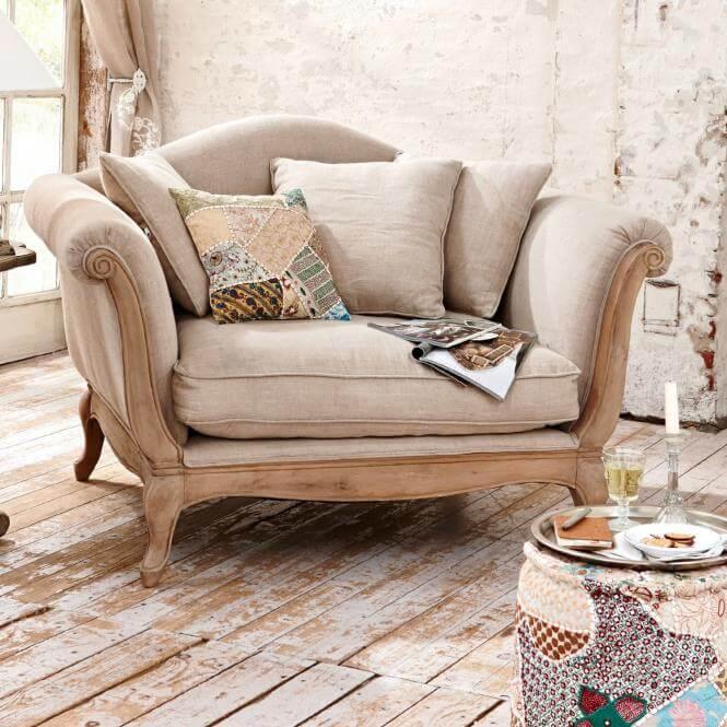 sessel sumerset ambiente mediterran. Black Bedroom Furniture Sets. Home Design Ideas