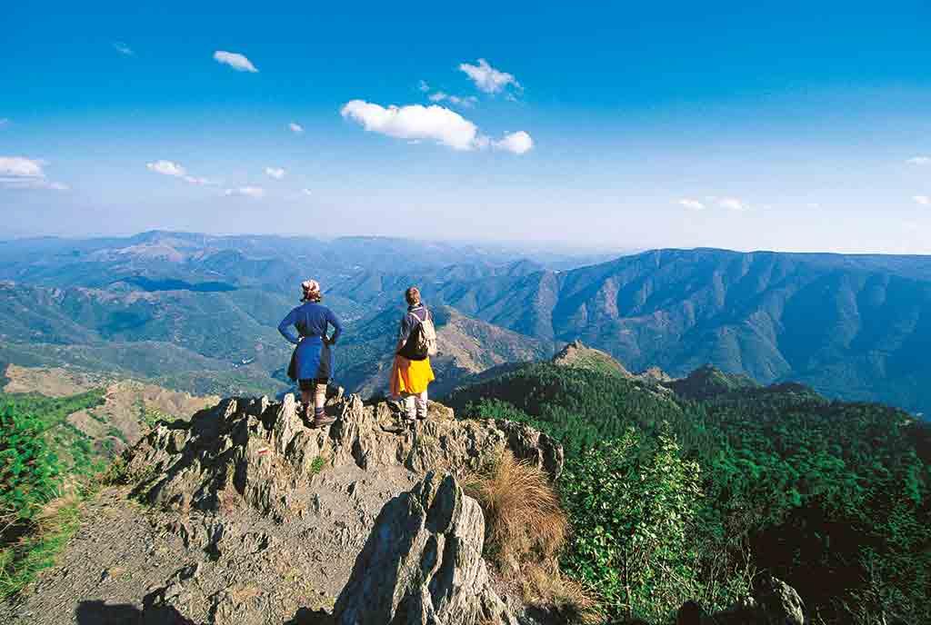 Cevennen und Causse - Grandiose Natur für Bergsteiger