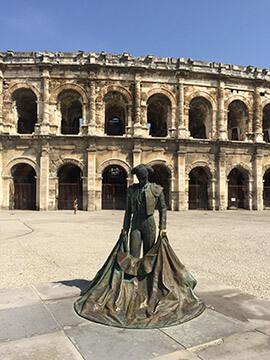 Stadt Nîmes © Arenes de Nimes - CDucasse