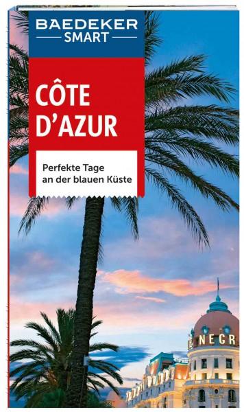 Cover Baedeker Smart Reiseführer Provence ©Baedeker Verlag