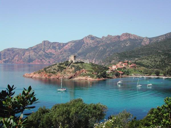 Girolata in Korsika © Denis Andre