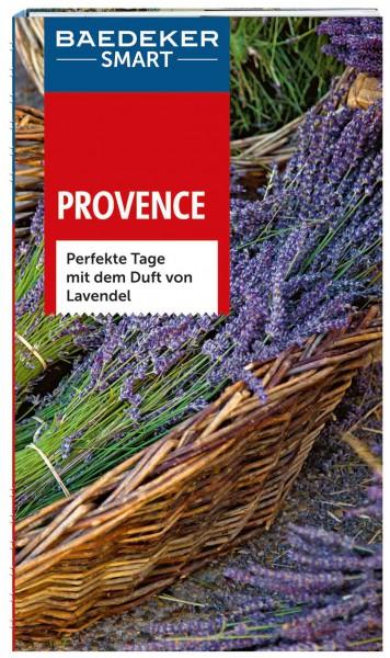Cover Baedeker Smart Reiseführer Provence, ©Baedeker Verlag