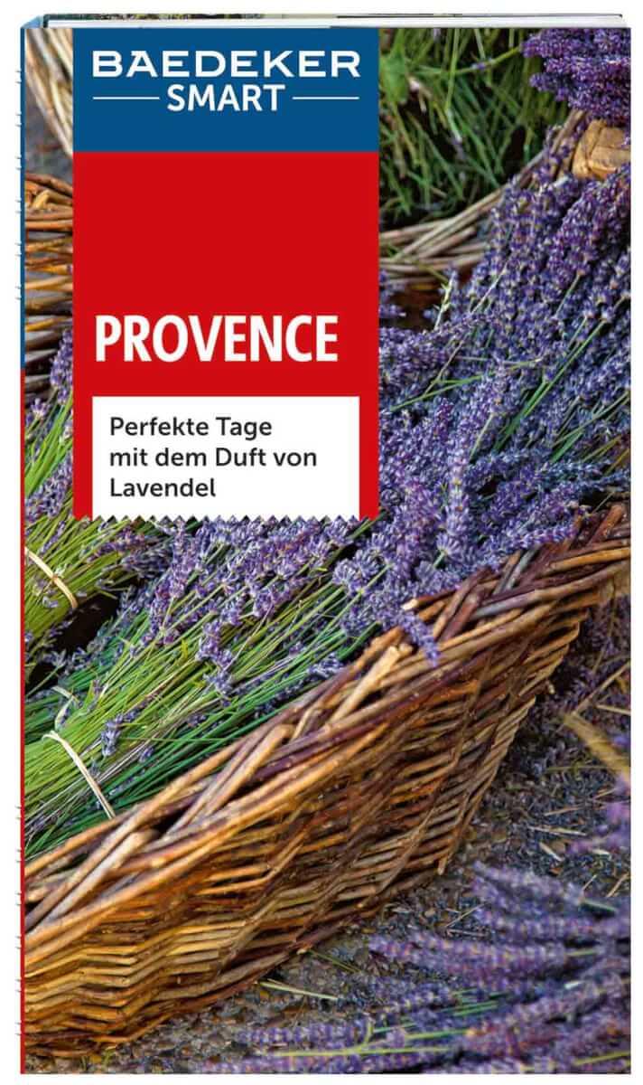 Cover Baedeker Smart Provence, ©Baedeker Verlag