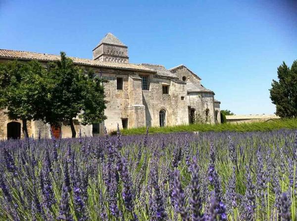 Das Sanatorium Saint-Paul de Mausole in Saint-Rémy ©R.Schetter