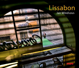 Cover Lissabon © Mare Verlag