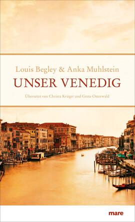Cover Unser Venedig © Mare Verlag