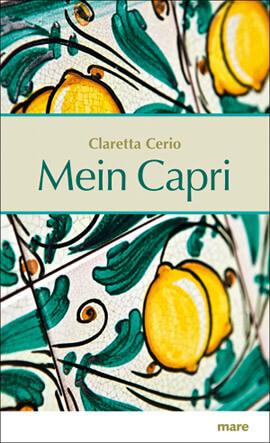 Cover Mein Capri © Mare Verlag