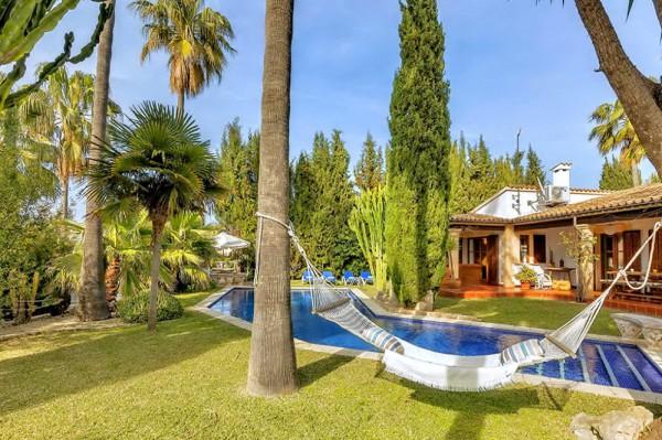 Ferienhaus Pura Vida in Alcudia © Exklusive Fincas Mallorca
