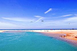 Strand bei Cádiz © Turismo Cadiz