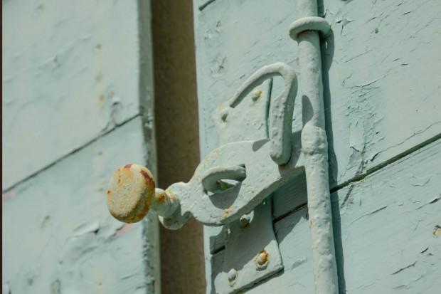 Espanolettes-Drehstangenschloss © Siegbert Mattheis