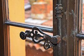 Espagnolette-Fensterverschluss © Siegbert Mattheis