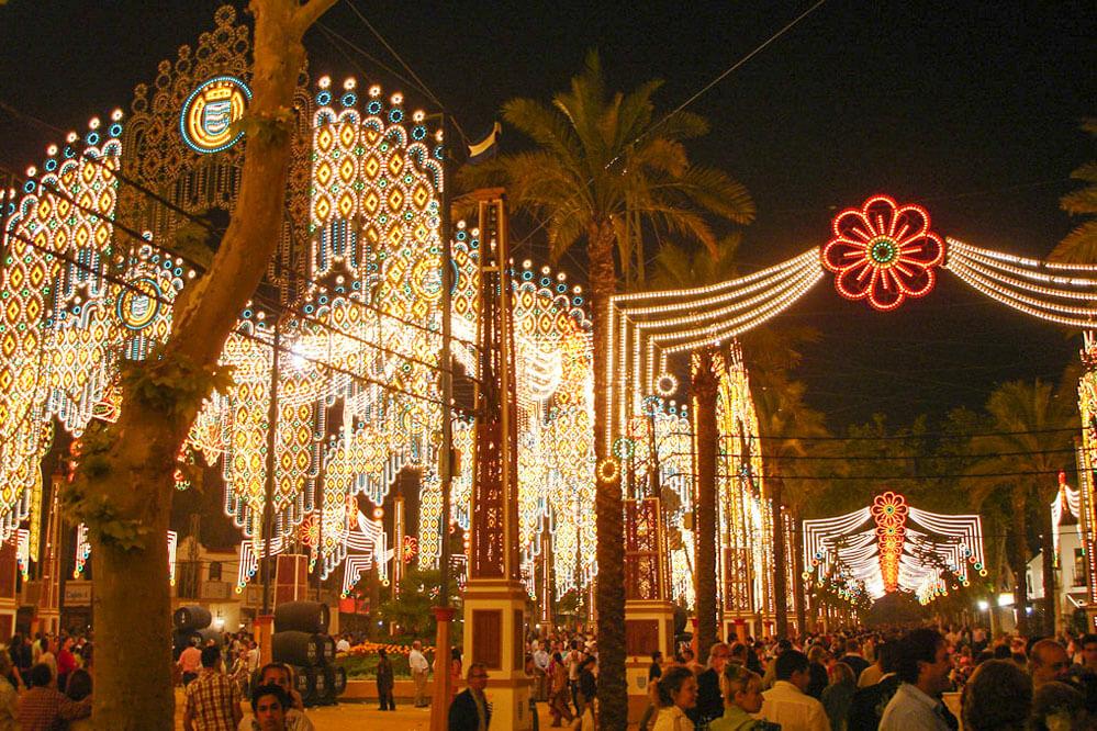 Feria del Caballo, Jerez © Tourismo Jerez