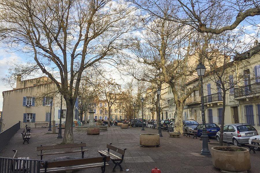 Place des Moulins im Le Panier Viertel © Siegbert Mattheis