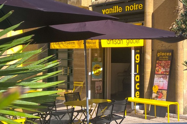 Marseille Vanille Noire