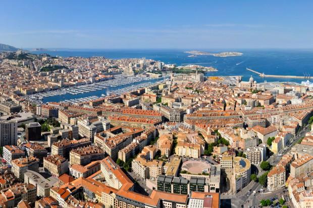 Panorama Marseille © altivue OTCM