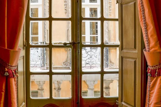 Espanolettes-Fensterverschluss © Siegbert Mattheis