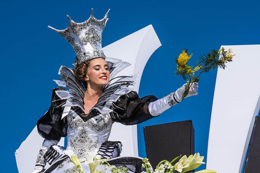 Karneval Nizza © Office du Tourisme et des Congrès de Nice