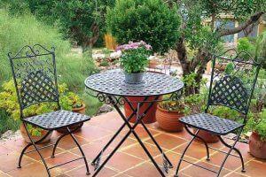 Gartenmöbel Mediterran