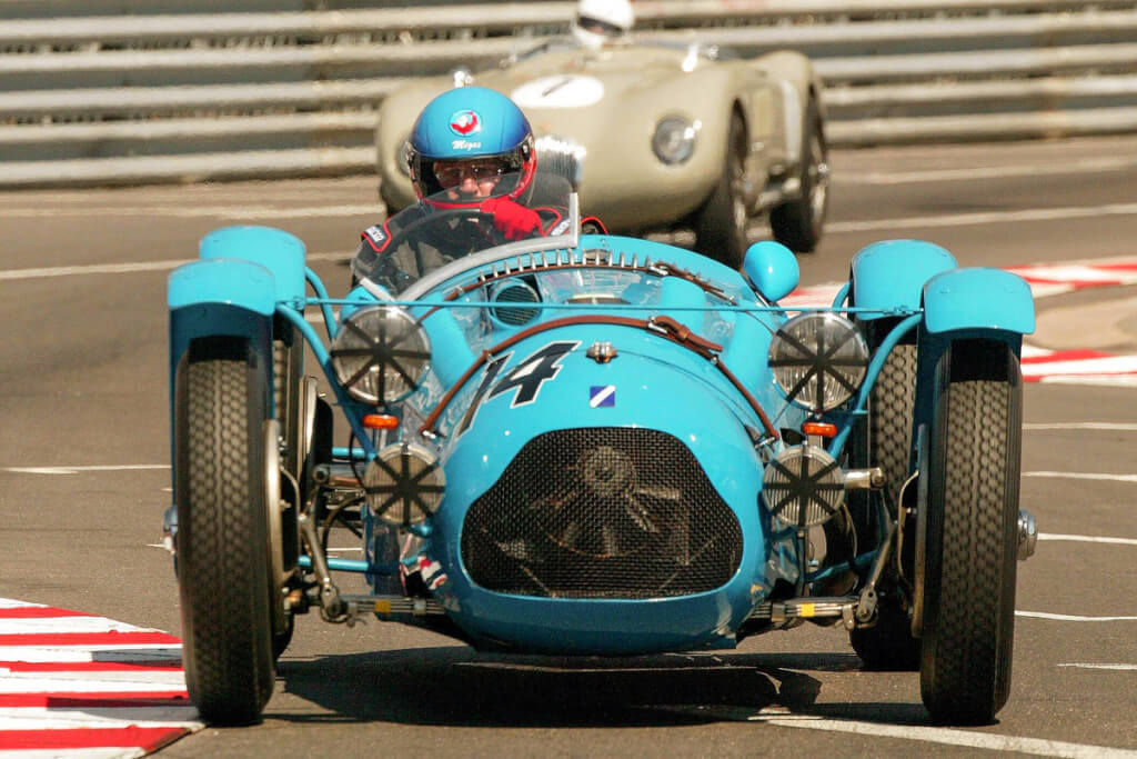 Monaco Historischer Grand Prix © Monaco Pressezentrum