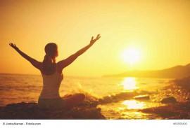 Yoga & Strand auf Korfu