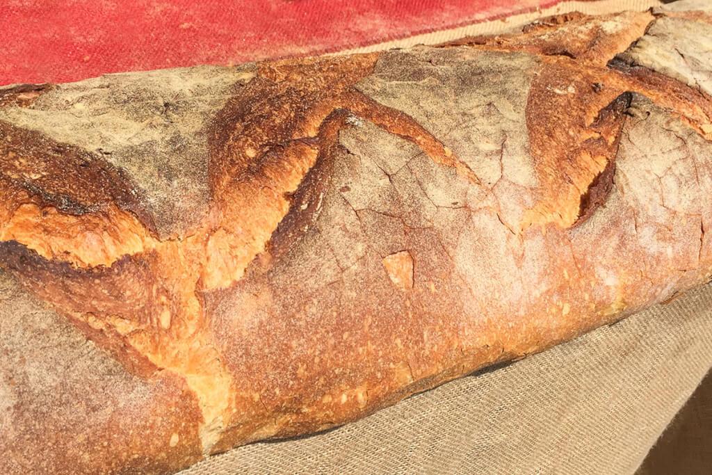 Das Altamura-Brot © Siegbert Mattheis