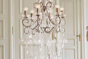 Leuchter Régusse Im Wohnzimmer