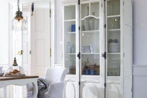 Trend Weiße Landhausmöbel Ambiente Mediterran