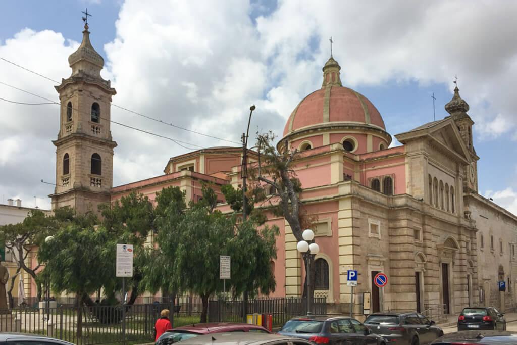 Die Chiesa di Sant' Antonio Abate in Fasano © Siegbert Mattheis