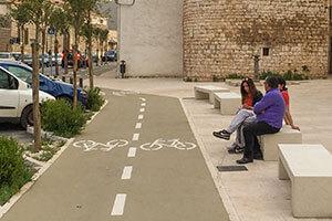 Italiener-Fahrrad