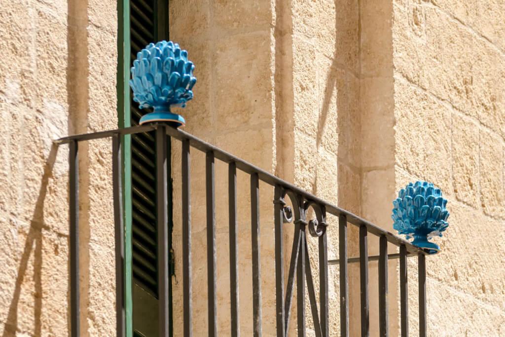 Überall sieht man in Apulien die Pumi auf den Balkonen © Marco Sarraco, Fotolia