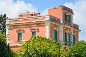 Neoklassizistische Villa in Cozzana © Siegbert Mattheis