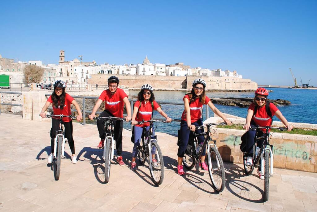 Radtour: Start in Monopoli © La finestra sul mare