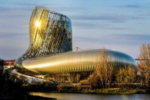 Die Cité du vin @ Cité du vin / XTU architects